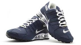 b5f687c330 Tenis Nike Shox Nz Tricolor - Tênis com o Melhores Preços no Mercado Livre  Brasil