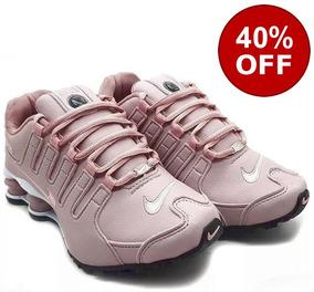 promo code 043e5 e243c Nike Shox Falso Casual Feminino - Nike para Masculino com o Melhores Preços  no Mercado Livre Brasil