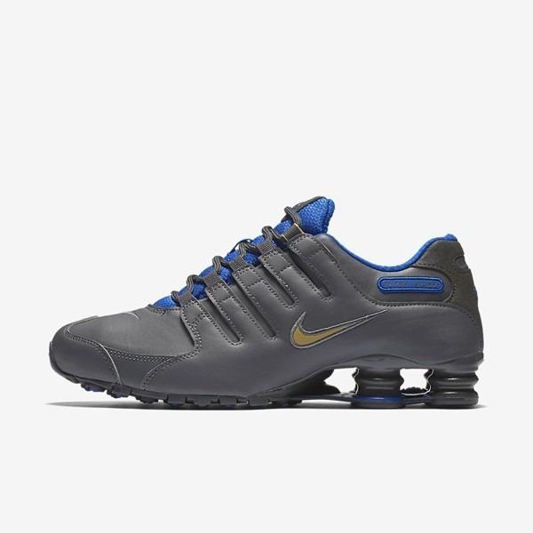 845ff2138d Tênis Nike Shox Nz Se 833579-004 Masculino Cinza Original . - R  499 ...