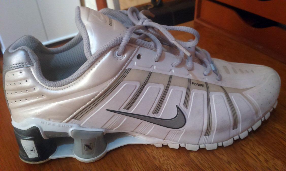 quality design ff77a 9a3af Tênis Nike Shox O leven 41br   exclusivo - Original   - R  649,90 em ...