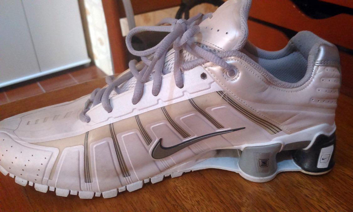 3cdebfc95555 Tênis Nike Shox O leven 41br   exclusivo - Original   - R  649