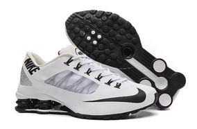 1e19d1ceb2b Nike Shox R4 Cinza Camurça - Tênis no Mercado Livre Brasil