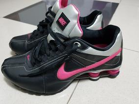5e50cdeeee9dc Nike Shox Tamanho 34 - Tênis com o Melhores Preços no Mercado Livre Brasil