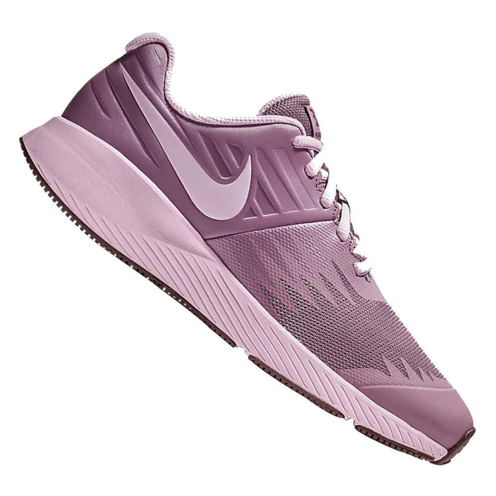 tênis nike star runner feminino menina rosa 907257500. Carregando zoom. dc561c3ca5e51