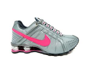 e2c5ebc4b32 Tênis Nike Sxhox Jr 4 Molas Na Caixa Importado Feminino