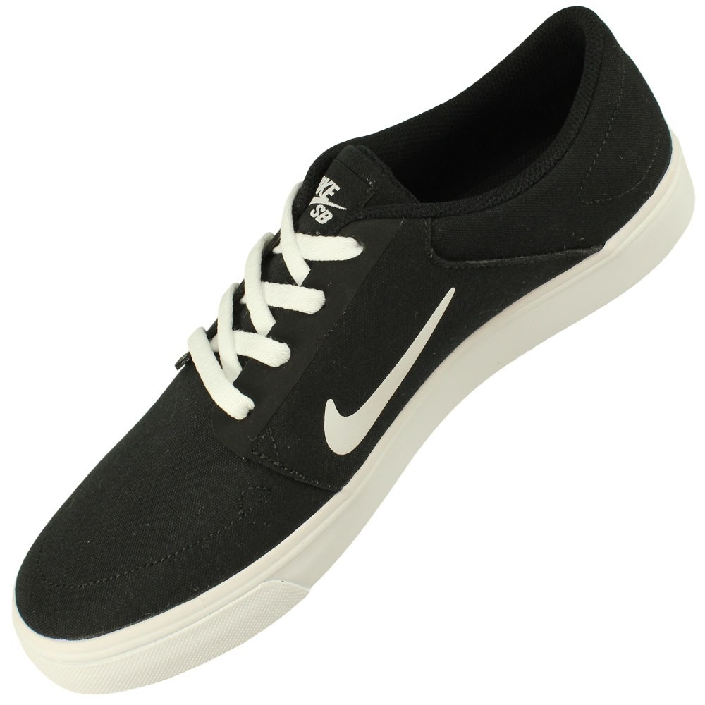 Tênis Nike Sb Portmore Canvas Original Garantia Tênis Preto - R  229 ... 34865be8ea08a