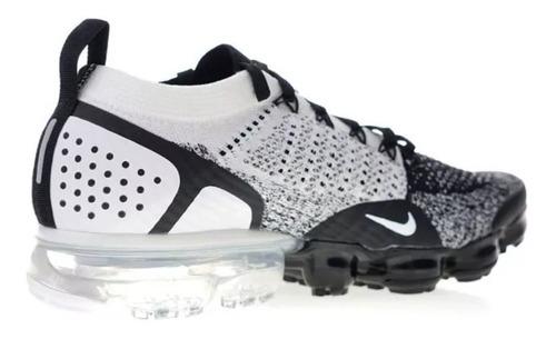 tênis nike vapor max 2.0  kit c/ 2 pares de meias