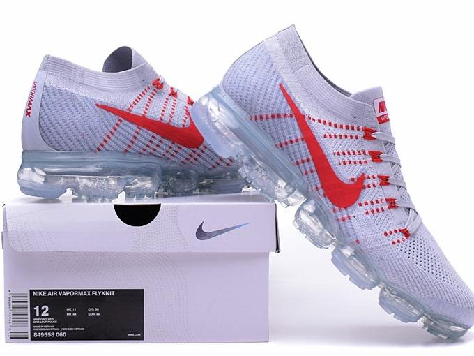 521ba17aa1a Tênis Nike Vapor Max Lançamento 2018 White Original - R  799