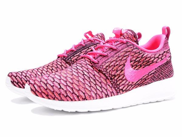 quite nice 57d21 27fe4 Tênis Nike Wmns Roshe One Flyknit Feminino De 499,99 Por - R 298,99 em  Mercado Livre