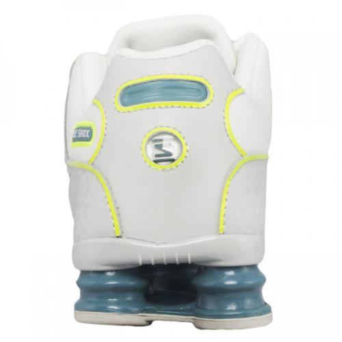 Tênis Nike Wmns Shox Nz Eu - Feminino - R  549 6059a606fab4a