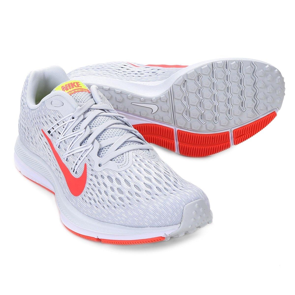 a1825dd4a7 Tênis Nike Wmns Zoom Winflo 5 Feminino - R$ 449,99 em Mercado Livre