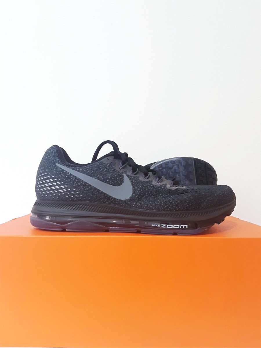 6fca0c6a303 Tênis Nike Zoom All Out Feminino Preto Original N. 35 Ou 36 - R  390 ...