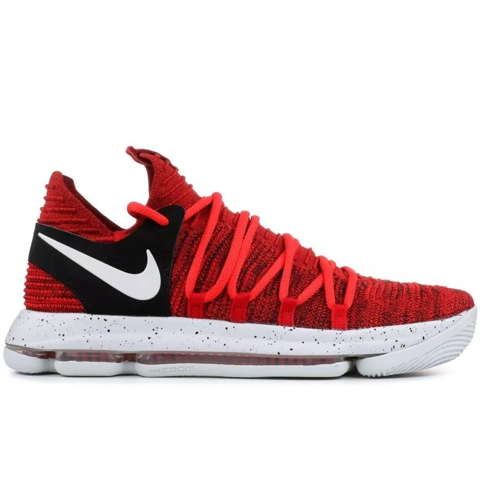 ed75e4f8936b9d Tênis Nike Zoom Kd 10 X University Red