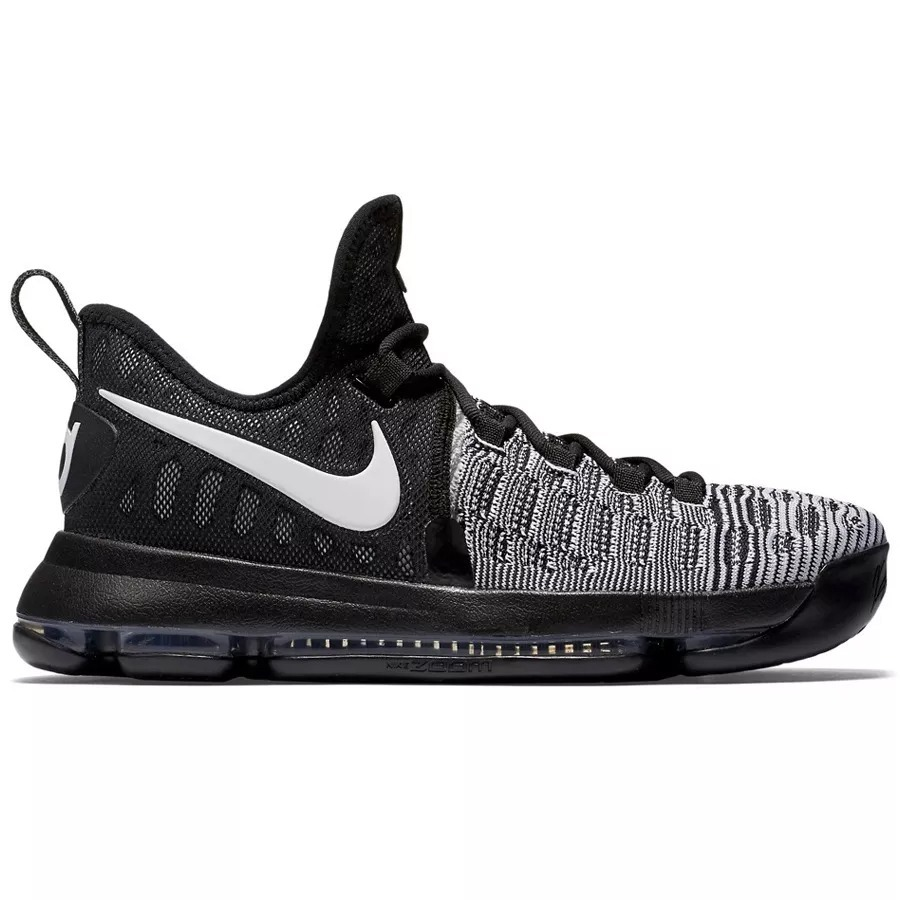 ad20046624d Tênis Nike Zoom Kd 9 Mic Drop Oreo Kevin Durant Basket. - R  479