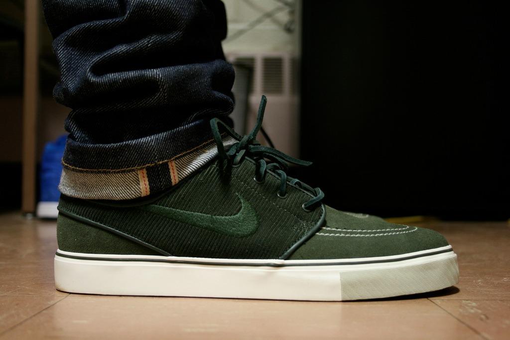 98d5a91f46a Tênis Nike Zoom Stefan Janoski Og Skate Original 1magnus - R  318