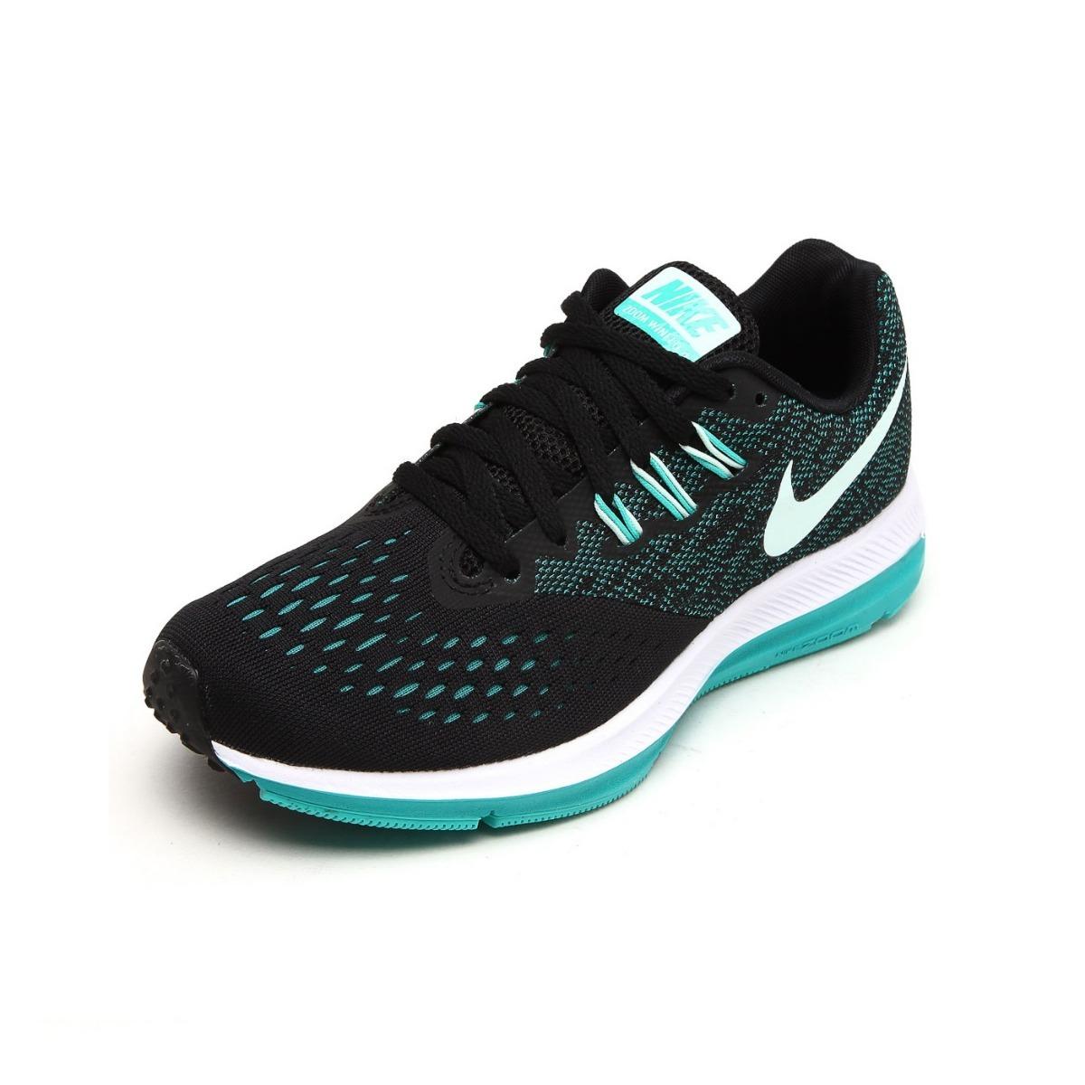 23fa51fa0d0 tênis nike zoom winflo 4 898485 running feminino original. Carregando zoom.