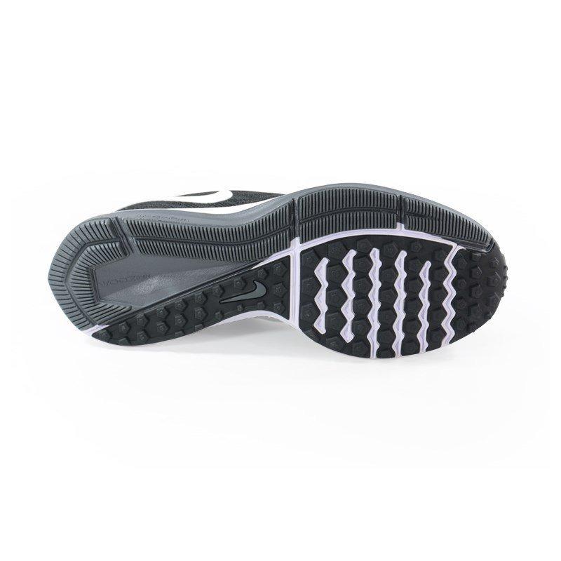 tênis nike zoom winflo 4 preto branco cinza escuro - 898466. Carregando zoom . 06b17759465b5