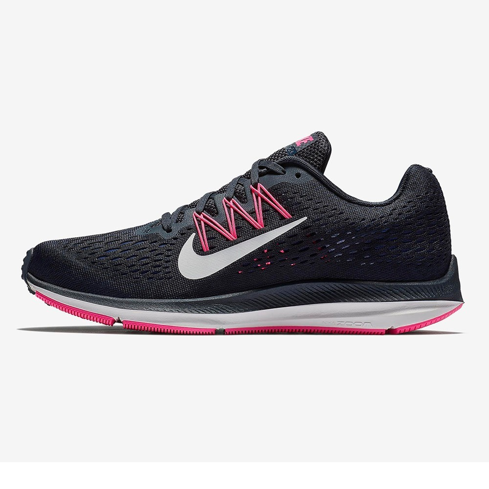 3a180a6717 Tênis Nike Zoom Winflo 5 Feminino Original Aa7414-401 - R  394