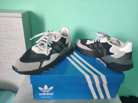 351df429ccf Tenis Adidas Nite Jogger Preto - Adidas no Mercado Livre Brasil