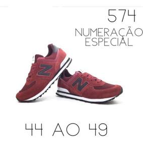 611f944c1a Tenis Tamanho 46 - Tênis para Masculino Urbano com o Melhores Preços no Mercado  Livre Brasil