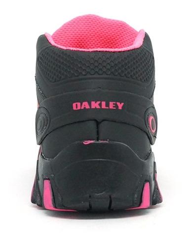 tênis oakley bebê hardshell + frete grátis