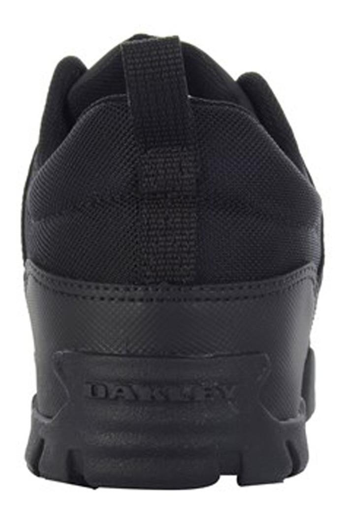 bfcfdeaaf2 Tênis Oakley Halftrack Low Jet Black - R$ 499,90 em Mercado Livre