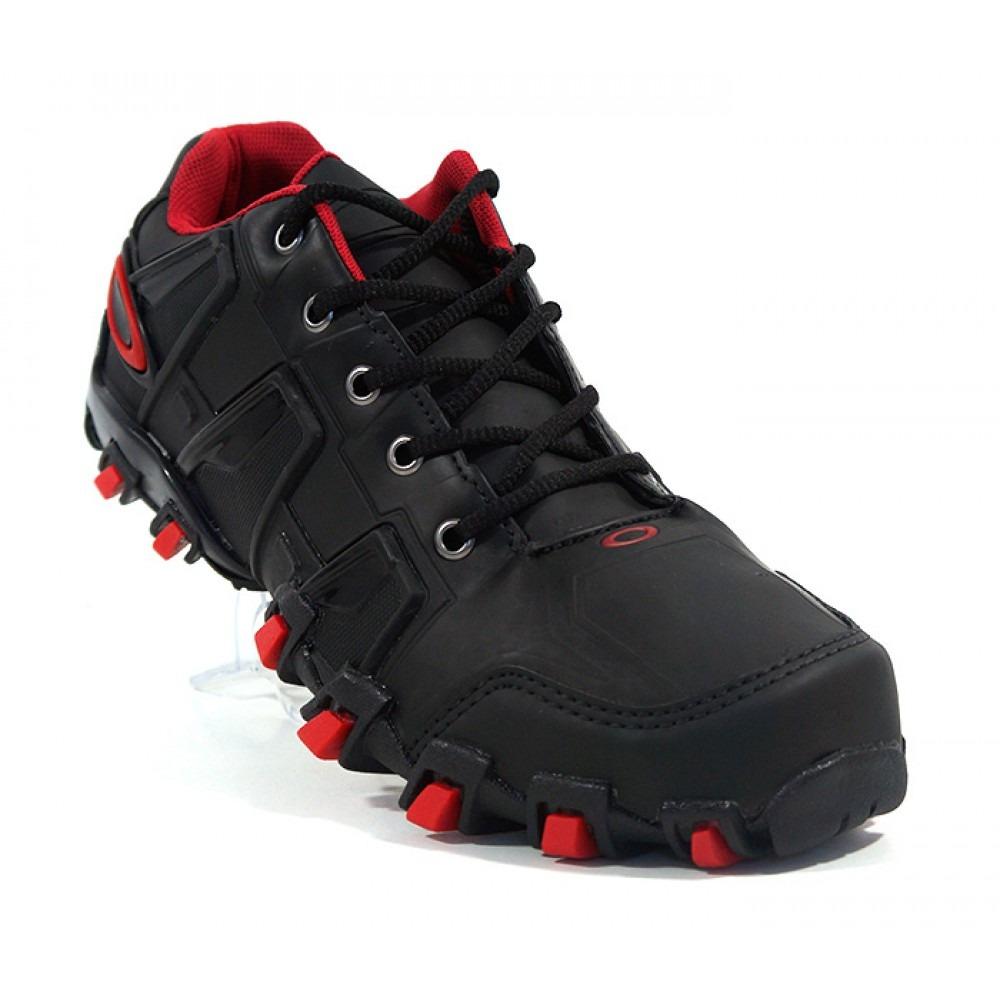 tênis oakley hardshell preto e vermelho. Carregando zoom. d7ed93c7a45