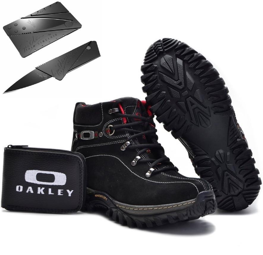 tênis oakley original lançamento bota masculino promoção kit. Carregando  zoom. b37256565c8