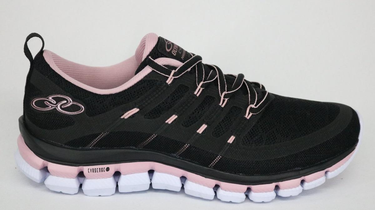 6d2ba90350 tênis olympikus cyber evasense preto rosa - 36 - preto rosa. Carregando  zoom.