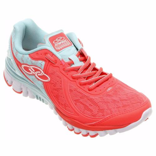 e0d20db885a Tênis Olympikus Involve Feminino Caminhada corrida - R  120