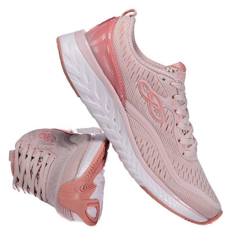 6168494b6a9 tênis olympikus flash flow feminino rosa. Carregando zoom.