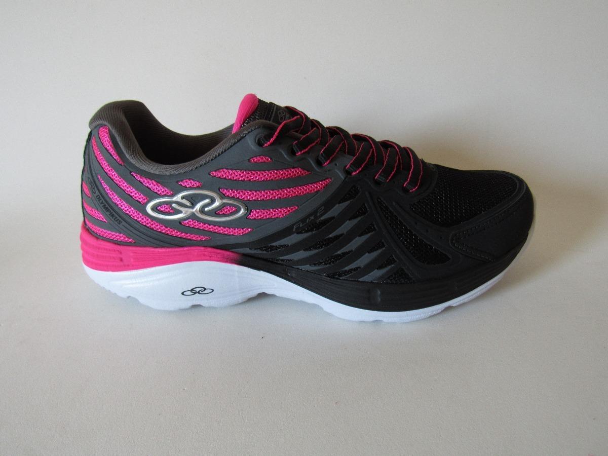 ... Compre Agora Netshoes 40bb9fe1943f3f  Tênis Olympikus Flix 2 Feminino -  R 189 b06cfd6704601