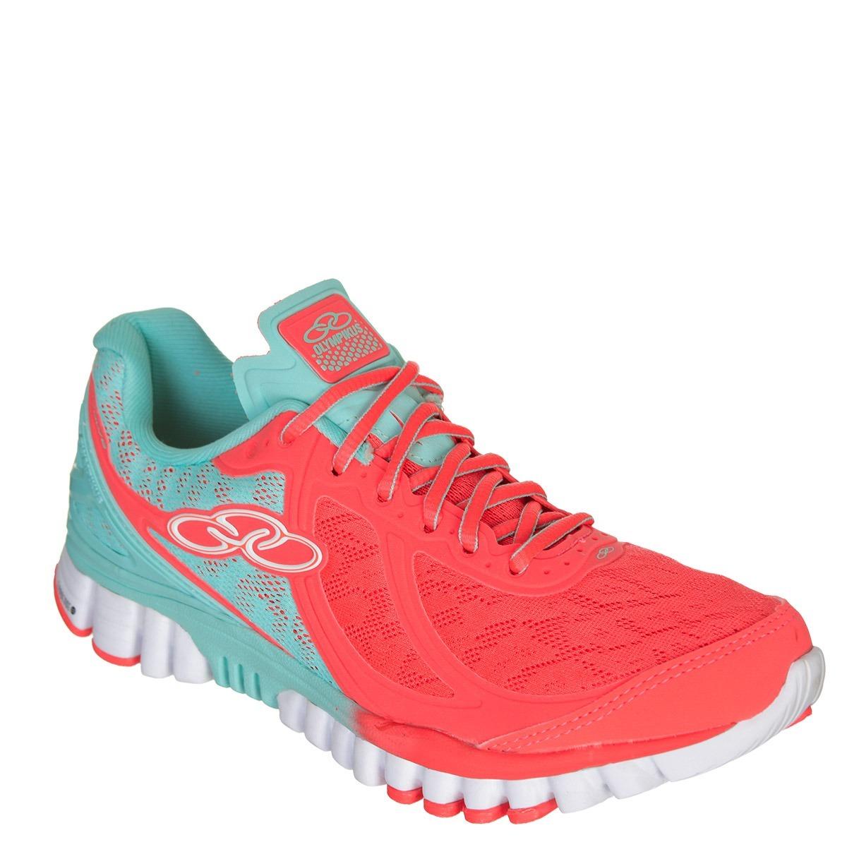 69eed5a88ea tênis olympikus involve feminino caminhada corrida. Carregando zoom.