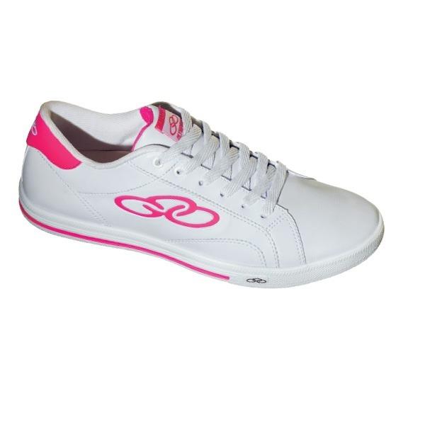c6f56c2f3 Tênis Olympikus Johnny Girl Branco 35 - R  239