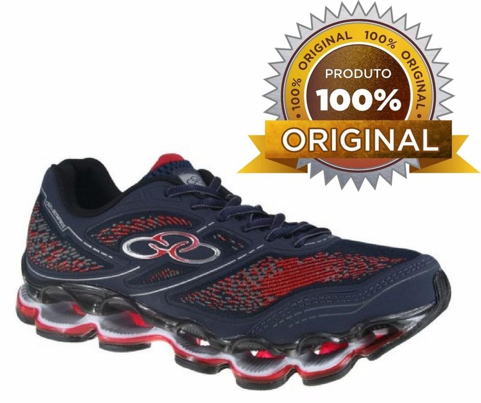 d143c77e5c tênis olympikus masculino urano original corrida caminhada a. Carregando  zoom.