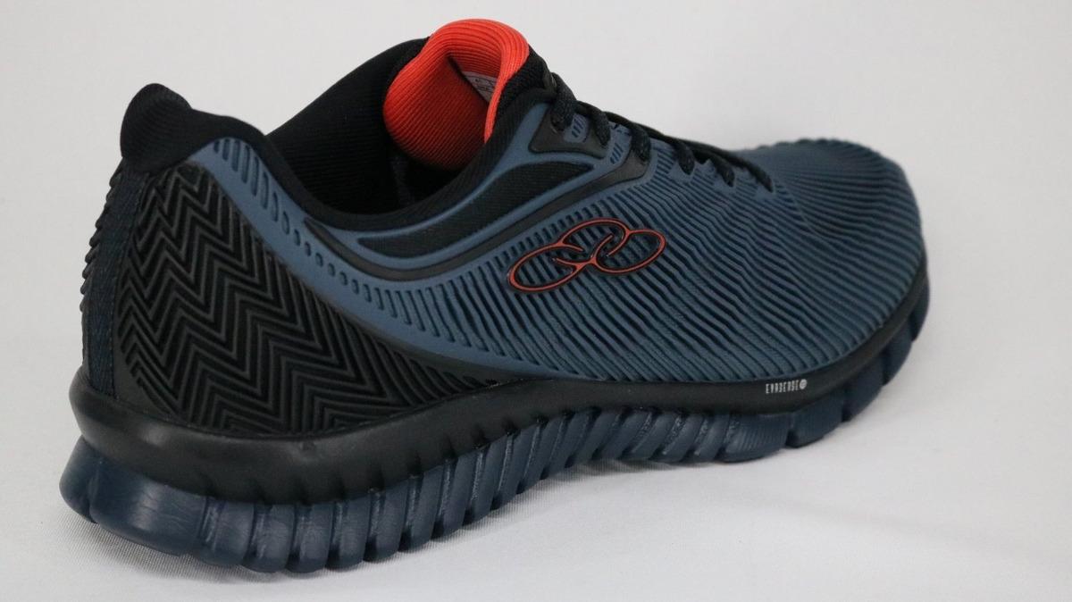 7239da8ad7d tênis olympikus perfect 3d cadarço azul preto - 40 - petrole. Carregando  zoom.