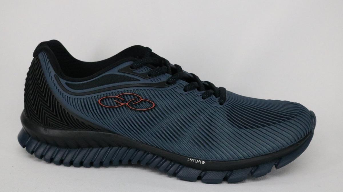 1262f1b4155 tênis olympikus perfect 3d cadarço azul preto - 46 - petrole. Carregando  zoom.