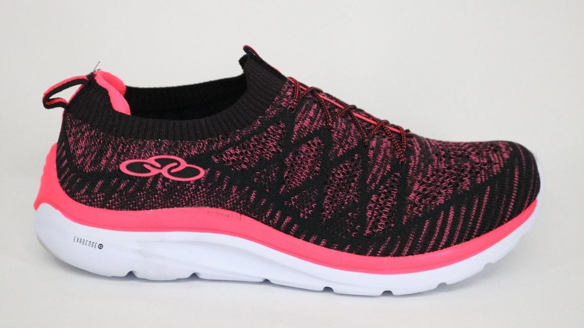 eecc3339ca tênis olympikus secret evasense feetpad preto rosa - 35 - pr. Carregando  zoom.