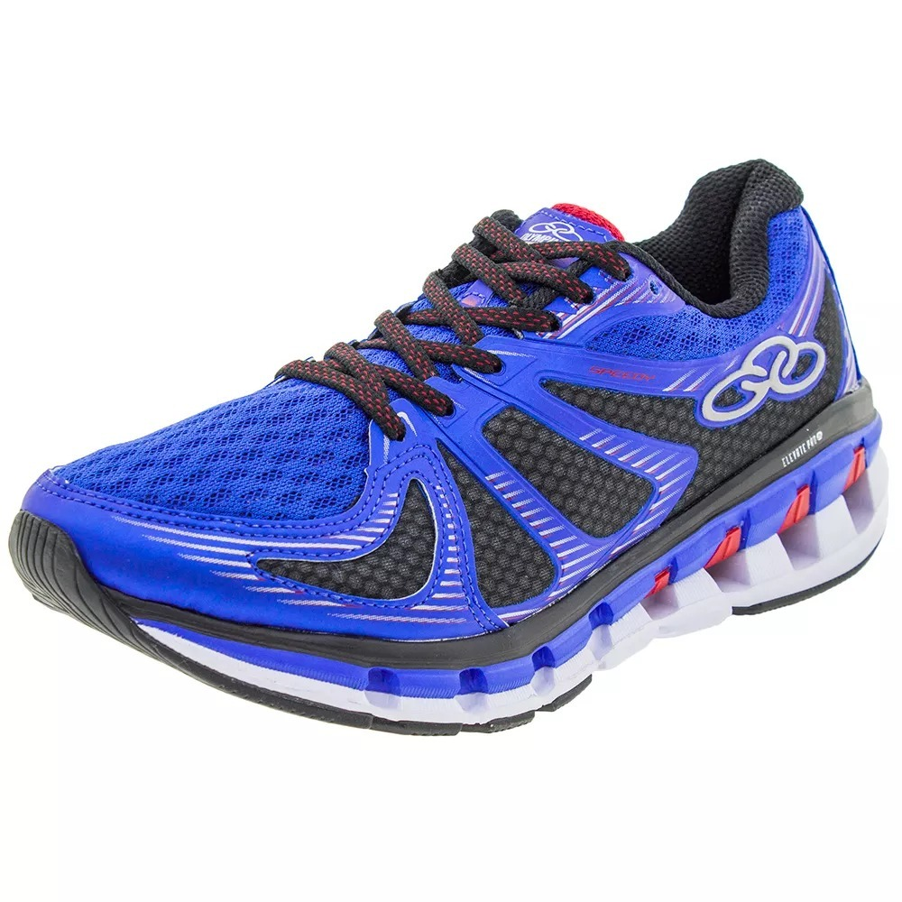 57d31469f29 tênis olympikus speedy masculino - azul royal e preto. Carregando zoom.