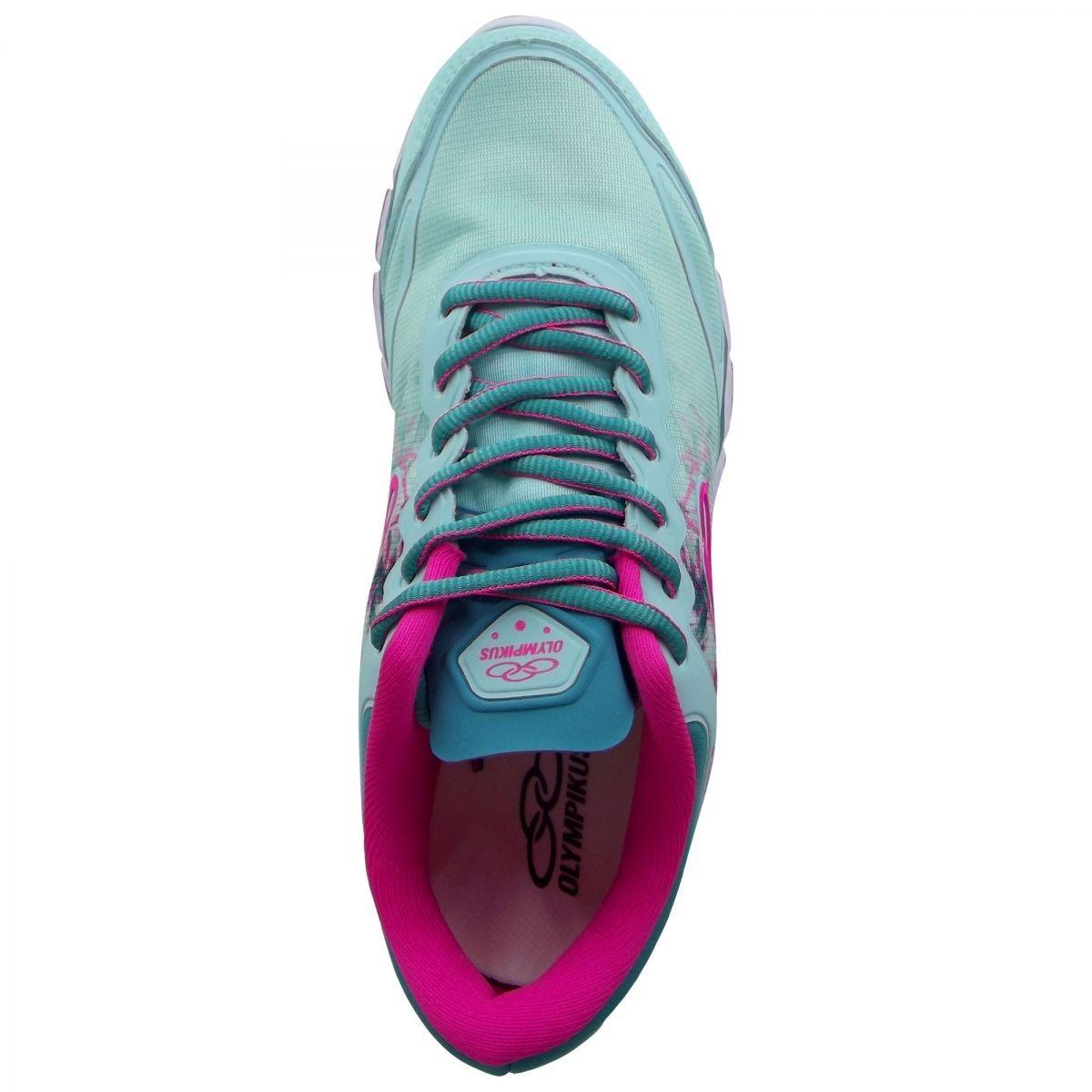 0a8fb8e45ac tênis olympikus thin 2 177 - piscina pink - frete grátis. Carregando zoom.