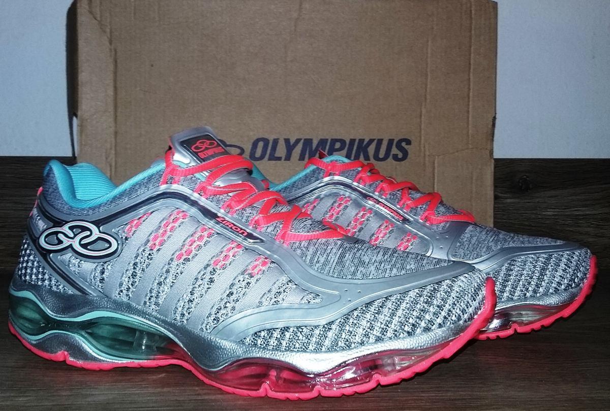 d3e3e7bcd1 Tênis Olympikus Ziron W - Nº 35 -original  Promoção R 150