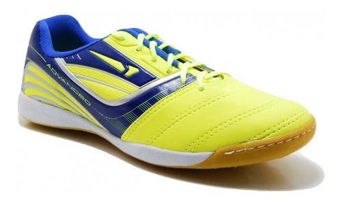 tênis onity masculino futsal f20 - verde limão