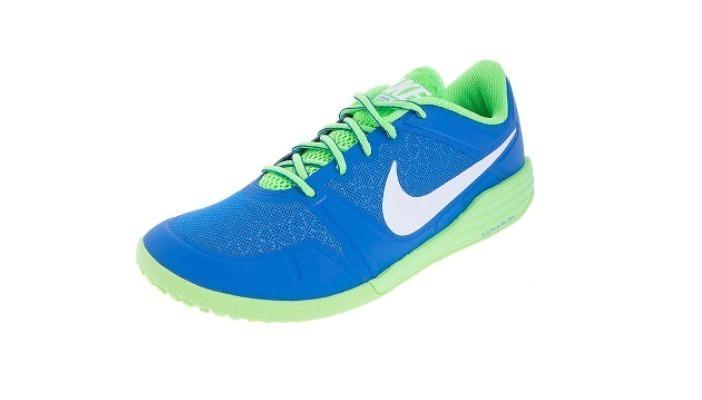 a881c3367 Tênis Original Nike Lunarlon Ultimate Tr Verde E Azul - R  219
