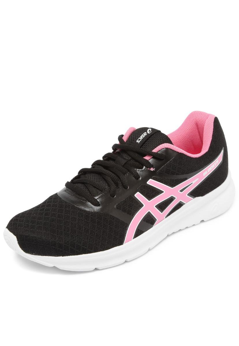 3b57d024242 tênis p  caminhada asics blocker feminino preto - original. Carregando zoom.
