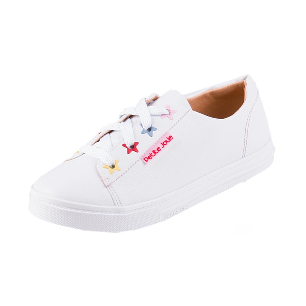 80138bab9 tênis petite jolie casual branco. Carregando zoom.