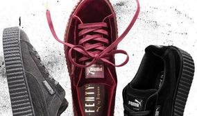 d08a715c74b Tênis Plataforma Puma Fenty Rihanna Original Feminino