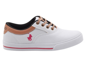 897c39337f Tenis Polo Feminino Rosa - Calçados, Roupas e Bolsas com o Melhores Preços  no Mercado Livre Brasil