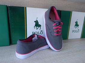 dabc105cbb Tenis Polo Royal Cinza - Calçados, Roupas e Bolsas com o Melhores Preços no  Mercado Livre Brasil