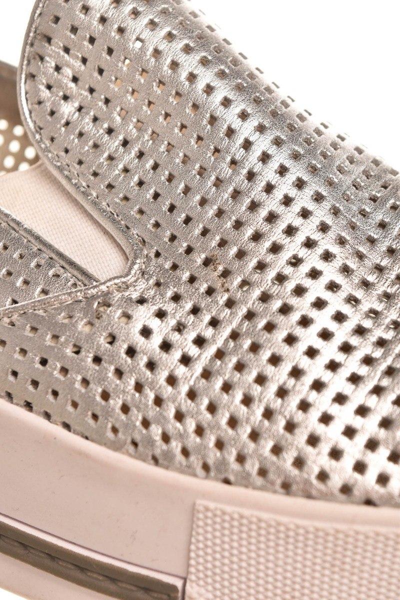 91247f391c322 tênis prata plataforma feminino tamanho 34 miu miu original. Carregando  zoom.