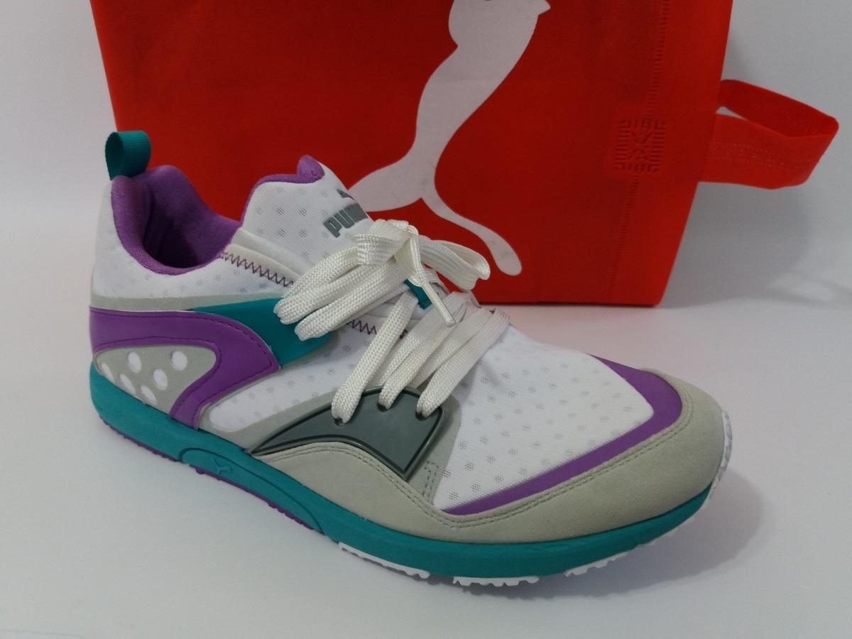 tênis puma blaze of glory ltwt branco sneaker ltd original. Carregando zoom. daf1a43f89910